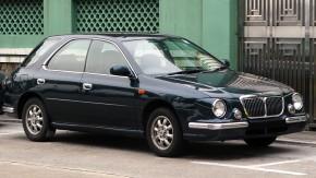 Acredite: isto é um Subaru Impreza original de fábrica – e tem mais de onde ele veio