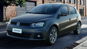 Motor 1.0 três-cilindros, cara (quase) nova e multimídia: Volkswagen lança Gol e Voyage 2017
