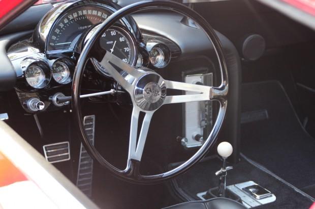 1961 Kelly Corvette Coupe (Custom) - Interior