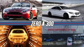Aston Martin quer salvar os câmbios manuais, Mercedes-AMG terá 10 novos modelos, Peugeot irá lançar motor 1.2 de três cilindros e mais!