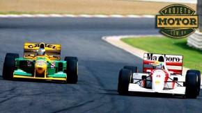 A Benetton de Schumacher era mesmo melhor que a McLaren de Senna em 1993?