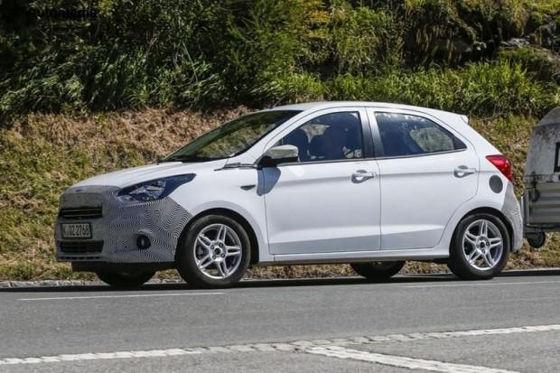 Ford-Ka-2016-Side