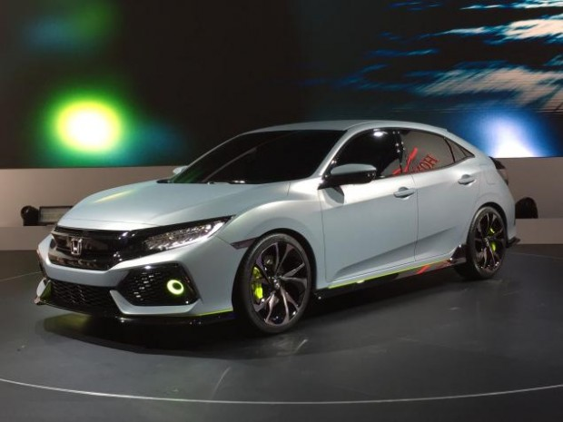 honda-civic-hatchback-geneva-front-quarter