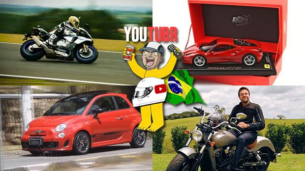 Fiat Abarth Volta Rapida Com Rubens