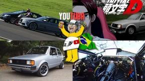 """Hot lap com Audi RS6, Civic Si e Ducati Panigale, um Golf Mk1 de 200 cv, Initial D """"brazuca"""" e arrancada em 360° nos melhores vídeos da semana!"""