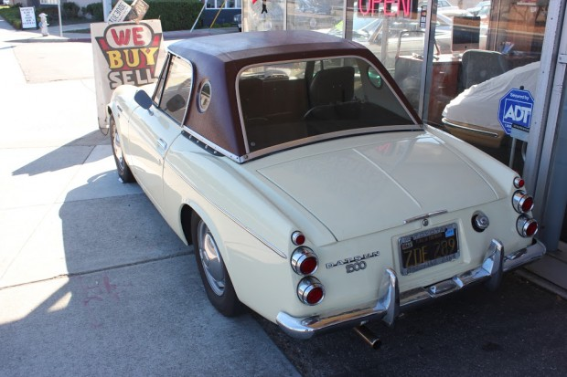 39B- Datsun