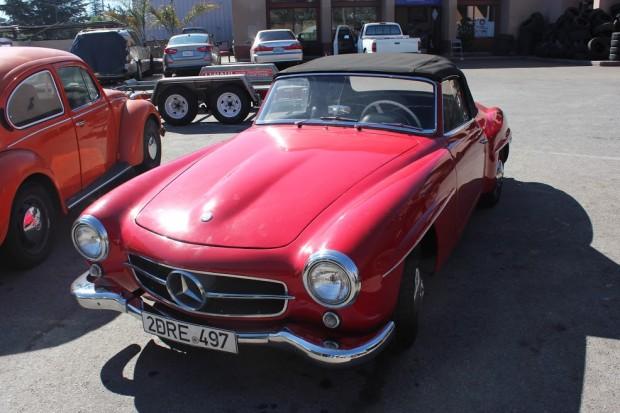 40- Mercedes