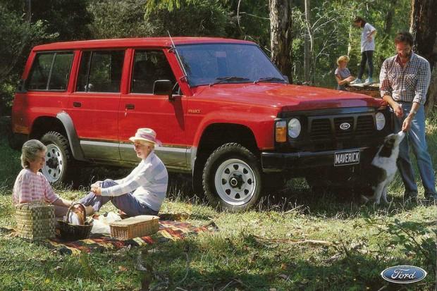 Ford-Maverick-1988-Australia