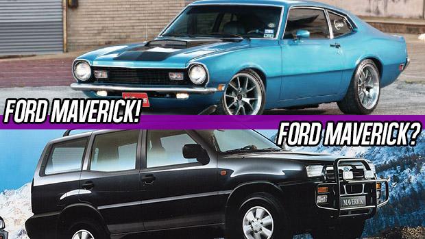 Nomes iguais, carros diferentes: os xarás do mundo automotivo – Parte 1