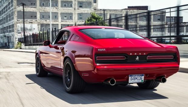 Equus Bass 770: um novo muscle car antigo com motor V8 ...