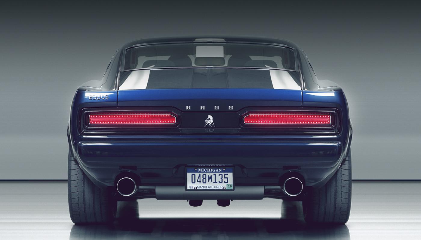 Dodge Challenger Antigo V8 >> Equus Bass 770: um novo muscle car antigo com motor V8 supercharged de 650 cv - FlatOut!