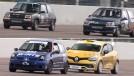 Renault Clio Cup: uma corrida só de hot hatches franceses preparados é mesmo animal