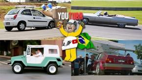 Desafio das teles – parte final, rali de regularidade com um Cadillac 1970, Track Day em Interlagos e o curioso Jipe Jeg nos melhores vídeos da semana!