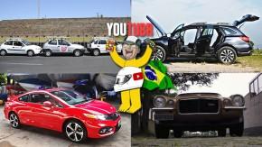 A batalha dos 1.0 – parte 1, test drive no Subaru Outback e no Civic Si, uma bela coleção de clássicos americanos no Brasil e mais nos melhores vídeos da semana!