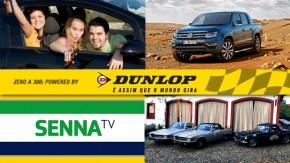 Lei quer proibir passageiros bêbados ao lado do motorista, Ayrton Senna ganha canal oficial no YouTube, Volkswagen Amarok ganha motor V6 turbodiesel e mais!
