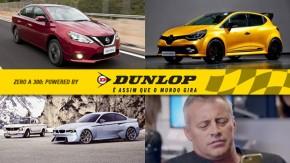 Nissan Sentra de cara nova, novo Renault Clio RS pode ganhar 275 cv, BMW cria versão moderna do 2002 Turbo e mais!