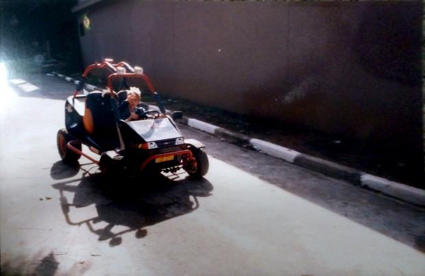Foto 1 - Meu primeiro -carro-