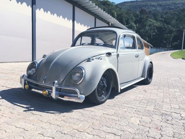 Fusca 1968 call look