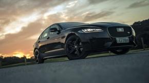 Murdered out: aceleramos o Jaguar XF S V6 supercharged de 380 cv!