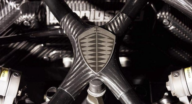 Koenigsegg-engine