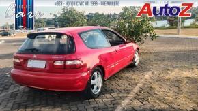 Honda Civic VTi: a história do Project Cars #363