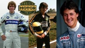 O que os campeões da Fórmula 1 estavam fazendo com 18 anos?