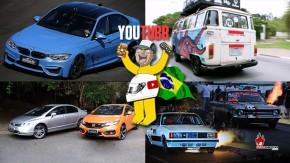"""BMW M3 no Velo Città, um Kombi 1986 """"de família"""", o duelo dos Civic Si, os Opala mais rápidos do Brasil e mais nos melhores vídeos da semana!"""