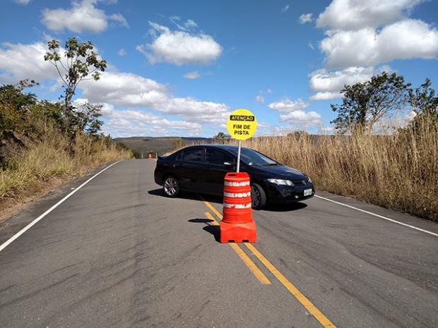 estrada vazia shakedown