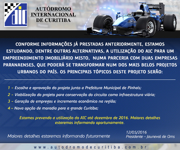 Bmw Z5 Toyota: Fechamento Do Autódromo De Curitiba é Adiado, Subaru Irá
