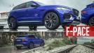 Aceleramos o SUV Jaguar F-Pace V6 3.0 Supercharged de 380 cv, que acaba de ser lançado no Brasil