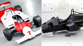 McLaren MP4/1: a história do primeiro carro de Fórmula 1 feito de fibra de carbono