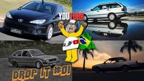 Peugeot 206 WRC no Velo Città, rali de regularidade em um BMW E36 Touring, um Volkswagen Apollo mais que especial e mais nos melhores vídeos da semana!