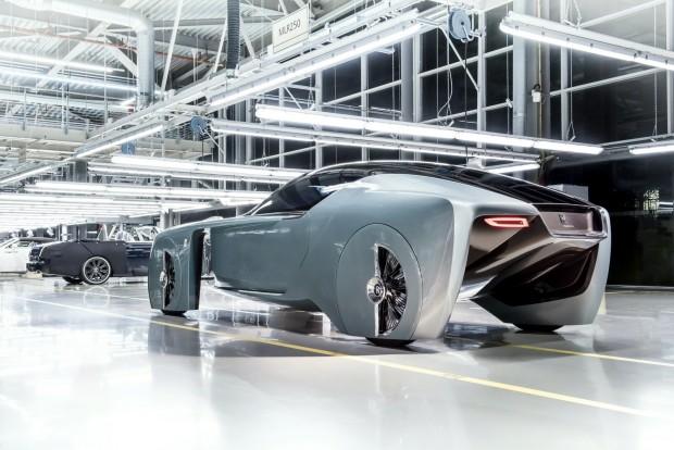 Rolls-Royce Vision concept, GoodwoodPhoto: James Lipman / jameslipman.com