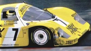 Senna e o Porsche 956: quando o brasileiro pilotou uma lenda de Le Mans