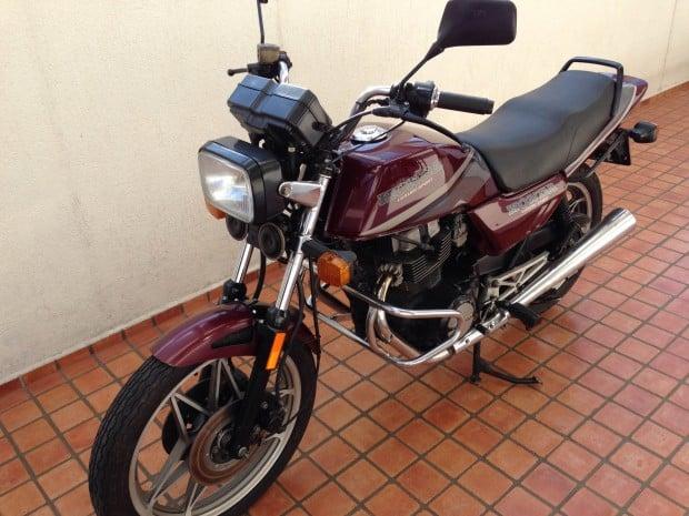 Cb 450 Original