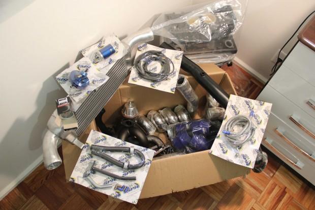 Foto 6 - Kit turbo SPA