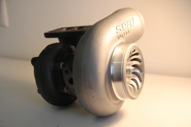 Foto 7 - turbina SPA
