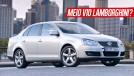 Afinal, o motor 2.5 do Volkswagen Jetta é mesmo metade do V10 do Lamborghini Gallardo?