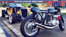 Project Bikes #330: a Suzuki GT550 Cafe Racer finalmente está pronta!