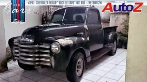 "Chevrolet Pickup ""Boca de Sapo"": a história hot rodder do Project Cars #346"