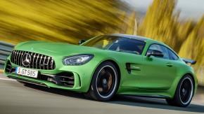 Mercedes-AMG GT R: um monstro verde de 585 cv que veio para devorar o Porsche 911 GT3 RS