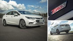 Aceleramos e dissecamos o novo Chevrolet Cruze Turbo LTZ Plus: 7 coisas que você precisa saber