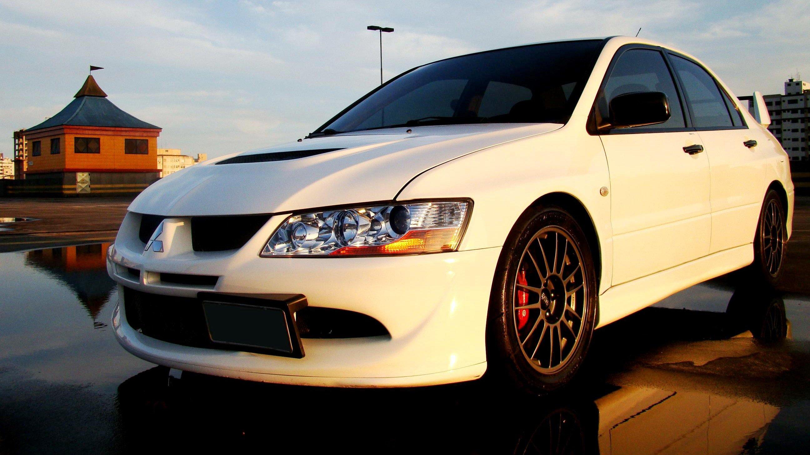 Este Mitsubishi Lancer Evo VIII RS Tem 610 Cv Nas Rodas U2013 E Está à Venda