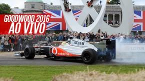 Acompanhe o Goodwood Festival of Speed 2016 ao vivo no FlatOut!