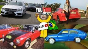Sedãs de patrão no Velo Città, 900 km com um Civic Si, acelerando um Fiat 124 Spider das antigas e mais nos melhores vídeos da semana!