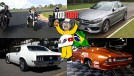 Briga das motos de 800 cm³, Mercedes-Benz C250 Sport avaliado, uma dupla de clássicos da Ford, arrancada Pro Mod na Suécia e mais nos melhores vídeos da semana!