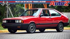 Volkswagen Passat Pointer: depois de restaurar, é hora de curtir o Project Cars #198