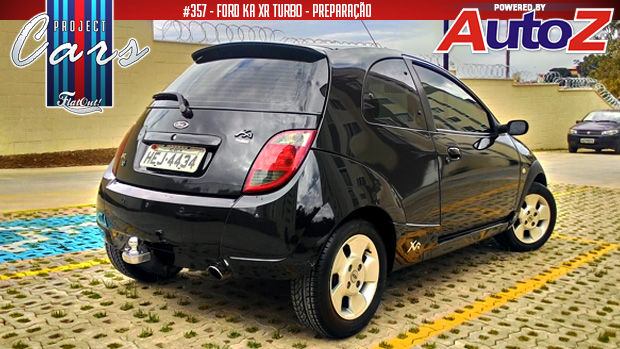 Ford Ka Xr Turbo Comecando A Solucionar O Project Cars