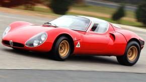 Os Alfa Romeo mais incríveis de todos os tempos