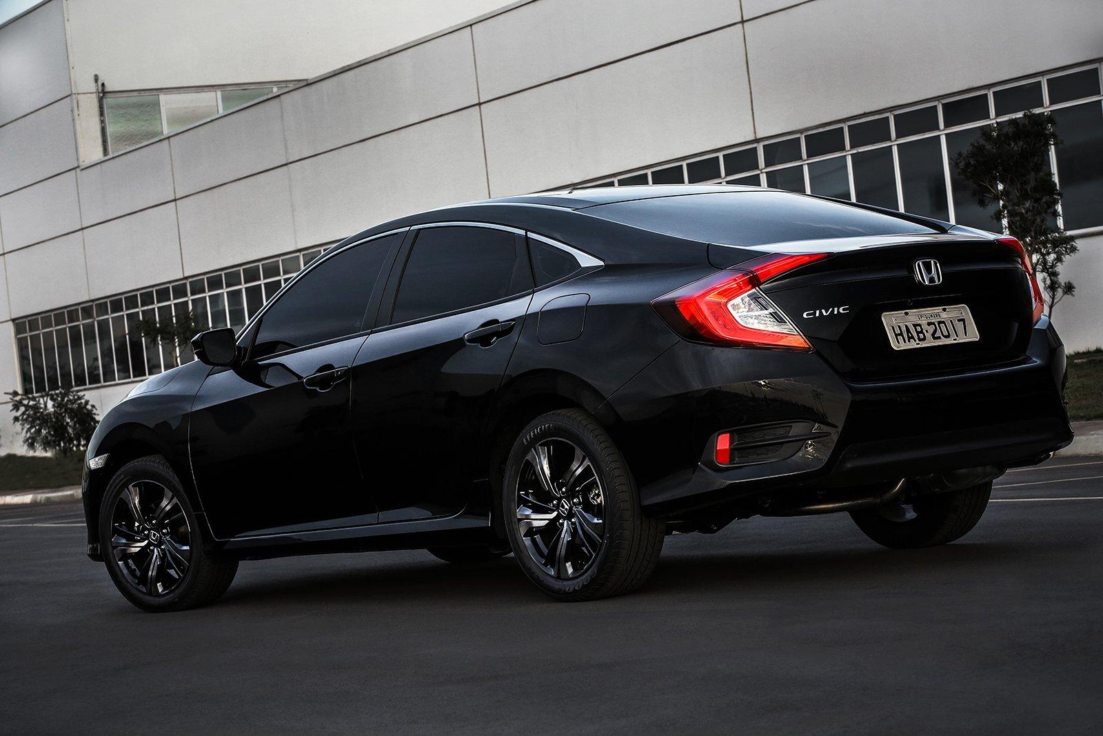 Novo Honda Civic Chega Com Motor 1 5 Turbo Carroceria Fastback E Novas Vers 245 Es Partindo De R